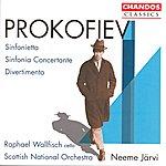 Neeme Järvi Prokofiev: Sinfonietta/Sinfonia Concertante/Divertimento