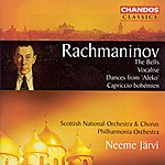 Neeme Järvi Rachmaninov: The Bells/Vocalise/Dances From Aleko/Capriccio Bohemien