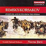 Neeme Järvi Rimsky-Korsakov: Overture & Suites From The Operas