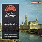 London Mozart Players Franz Xaver Richter: Symphonies