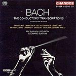 Leonard Slatkin Bach: The Conductors' Transcriptions