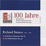 David Zinman 100 Jahre: Richard Strauss (Festliches Präludium, Op.61/Ein Heldenleben, Op.40)