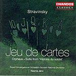 """Neeme Järvi Stravinsky: Jeu De Cartes/Orpheus/Suite From """"Histoire Du Soldat"""""""