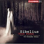 Sir Alexander Gibson Sibelius: Tone Poems