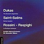 Sir Alexander Gibson Dukas: The Sorcerer's Apprentice/Saint-Saëns: Danse Macabre/Rossini - Respighi: La Boutique Fantasque