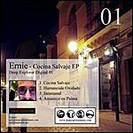 Ernie Cocina Salvaje (4-Track Maxi-Single)