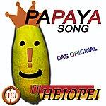 DJ Heiopei Papaya Song - Das Original (2-Track Single)