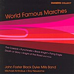 The Black Dyke Mills Band World Famous Marches by Rimmer, Blankenburg And Hall