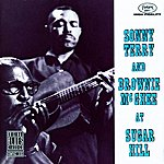 Sonny Terry At Sugar Hill (Live)(Remastered)