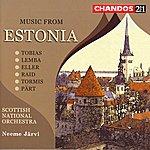 Neeme Järvi Music From Estonia