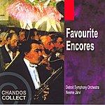 Neeme Järvi Favourite Encores