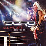 Doro All We Are: The Fight (5-Track Maxi-Single)