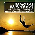 Immoral Monkeys A Summery Feeling/Something Else