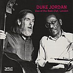 Duke Jordan Live At The Bass Clef, London, 1990