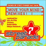 Friends Of Street Parade Move Your Mind Remixes (6-Track Remix Maxi-Single)