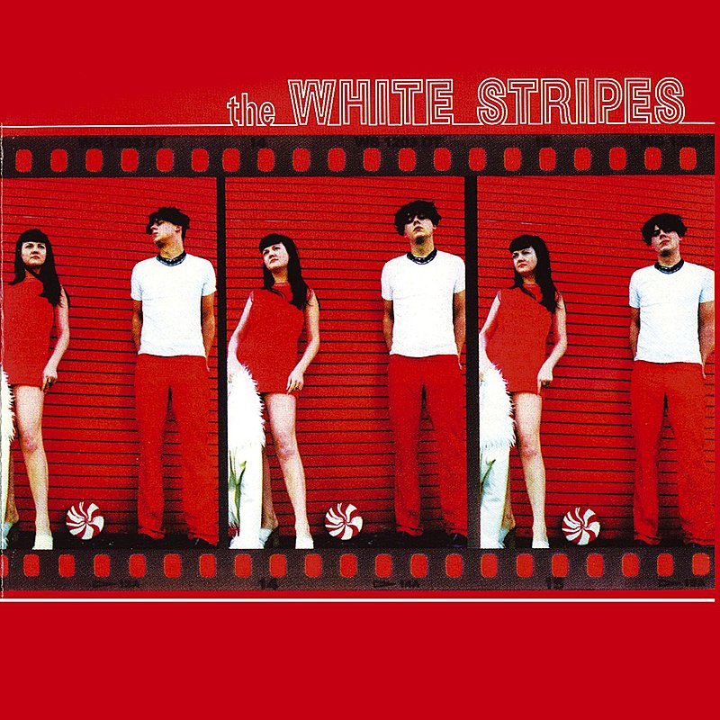 Cover Art: The White Stripes