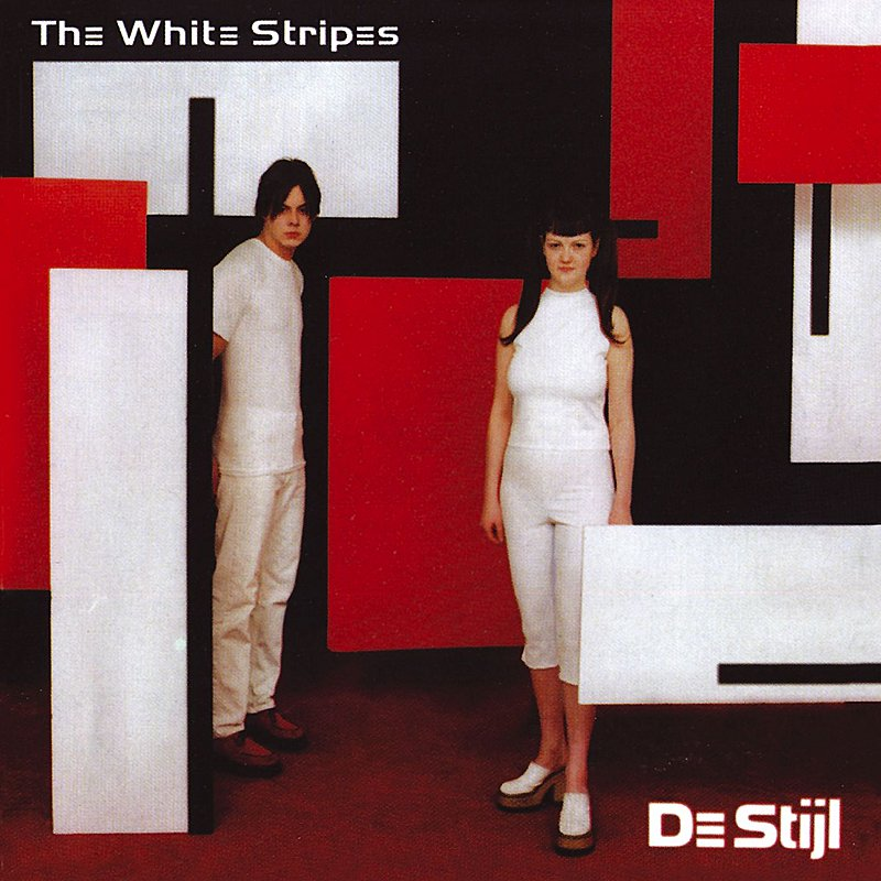 Cover Art: De Stijl