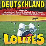 Lollies Deutschland: Das Fussball Fan Album