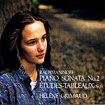 Hélène Grimaud Rachmaninov: Piano Sonata No.2/Etudes-Tableaux, Op.33