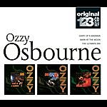 Ozzy Osbourne Diary Of A Madman/Bark At The Moon/The Ultimate Sin
