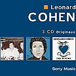 Leonard Cohen I'm Your Man/Various Postitions/Songs From A Room: 3 CD Originaux