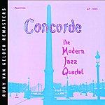 The Modern Jazz Quartet Concorde (Rudy Van Gelder Remaster)