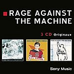 Rage Against The Machine Coffret 3 CD: Evil Empire/Bombtrack/The Battle Of Los Angeles