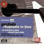 Arthur Fiedler Gershwin: Rhapsodie In Blue, Un Américan À Paris, Concerto Pour Piano