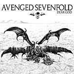 Avenged Sevenfold Dear God (Int'l DMD Single) (Single)