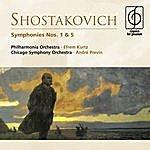 Efrem Kurtz Symphonies Nos.1 & 5