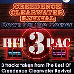 Creedence Clearwater Revival Down On The Corner Hit Pac (3-Track Maxi-Single)