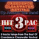 Creedence Clearwater Revival Up Around The Bend Hit Pac (3-Track Maxi-Single)
