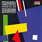"Neeme Järvi Prokofiev: Symphony No.1 in D, Op.25, ""Classical""/Symphony No.4, Op.112 (Revised 1947 Version)"