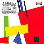 Neeme Järvi Prokofiev: Symphony No.3 in C Minor, Op.44/Symphony No.4, Op.47