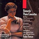 Israela Margalit Romantic Piano Concertos: Piano Concerto No.1/Capriccio Brillant/Piano Concerto/Piano Concerto No.2