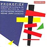 Neeme Järvi Prokofiev: Symphony No.5 in B Flat, Op.100/Three Waltzes, Op.110
