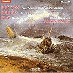 Vernon Handley Britten: Four Sea Interludes & Passacaglia/ Bridge: The Sea/Bax: On The Sea Shore