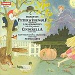Neeme Järvi Prokofiev: Peter & The Wolf/Cinderella (Ballet Suite)