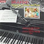 Gervase de Peyer Brahms: Sonatas For Clarinet And Piano, Op.120, Nos.1 & 2