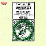 Neeme Järvi Dvorák: Symphony No.1 / The Hero's Song