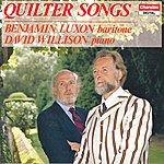 Benjamin Luxon Quilter Songs