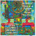 Neeme Järvi Mussorgsky: Pictures At An Exhibition/Scriabin: Poem Of Ecstasy