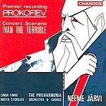 Neeme Järvi Prokofiev: Ivan The Terrible (Concert Scenario)