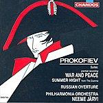 Neeme Järvi Prokofiev: War And Peace Suite/Summer Night Suite/Russian Overture