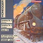 Neeme Järvi Honegger: Symphony No.5/Symphony No.3/Pacific 231