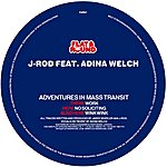 J-Rod Adventures In Mass Transit (3-Track Maxi-Single)