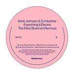 Brett Johnson Everythings Electric (2-Track Remix Single)
