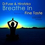 D:Fuse Breathe In (3-Track Maxi-Single)