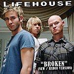 Lifehouse Broken (Single)