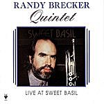Randy Brecker Live At Sweet Basil